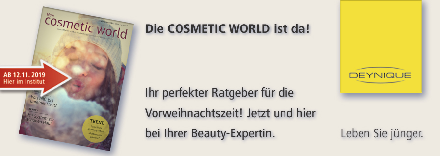 New Cosmetic World 2019/20